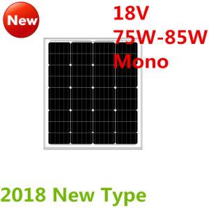 Módulo Solar Mono 18V 75W-85W (2017)