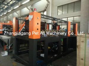 Semi-automático máquina de soplado de botellas de 8 cavidades para la fabricación de plástico pueden