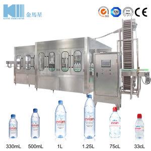 自動びんミネラル純粋な水ジュースエネルギーCSDは満ちるびん詰めにする工場製造設備を作るビール飲料を飲む