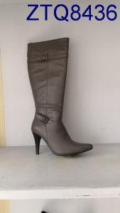 Nouveau mode de vente chaude Mature belle dame bottes 48