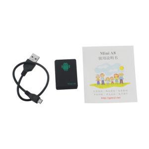 Mini-A8/GSM/GPRS não Lbs Rastreador Rastreador GPS Tracker Dispositivo de localização global com o botão SOS para carros filhos Elder Localizador de animais de estimação