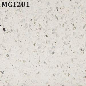 敷石の浴室のための人工的な水晶平板の花こう岩のタイル