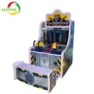 屋内娯楽は変圧器レーザーの射撃のゲーム・マシンを撃つ