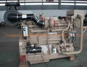 建築工業力のためのKta19-P750 559kw/1800rpm Cumminsのディーゼル機関、水ポンプ