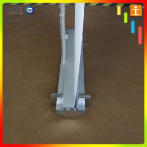 引き込み式及びアルミニウムロールスクリーンの陳列台