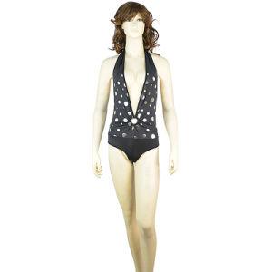 Robe élégante Cl Lingerie Sexy Lune de Miel Nightwear Lingerie sexy nuisette Sexy Hot dentelle Lingerie transparente
