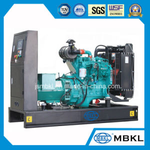 80kw/100kVA de Macht van China door 4bt Diesel van de Motor van Cummins de Stille Reeks van de Generator