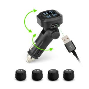 Visualizzazione mobile della lavorazione con utensili della gomma del sensore dell'accenditore privato della sigaretta con il USB TPMS Port