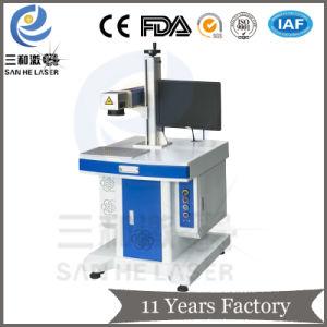 Китай производитель волокна лазерная гравировка машины