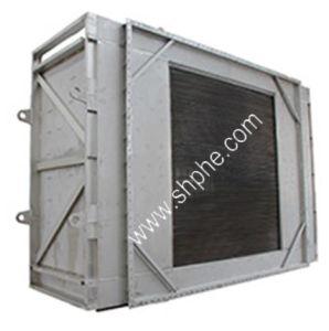 Permutador de calor do gás de combustão Wide Channel Permutador de calor da placa