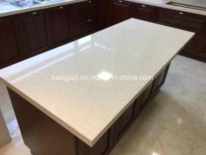 大理石の台所のための質によって組み直される水晶カウンタートップ/2cm3cm