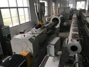 Las máquinas de fabricación de tubos de drenaje de plástico PVC Tubo de desagüe de la línea de producción