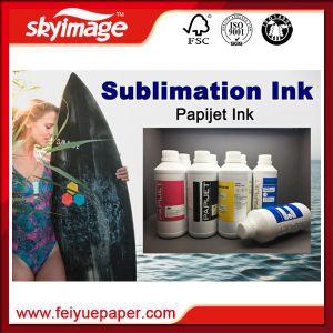 inchiostro di sublimazione di 1L/Bottle Papijet Ltir per la testa di stampa di Ricoh