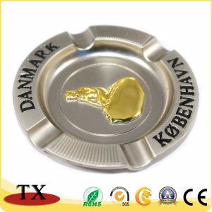 Heißer Verkaufs-Tafelgeschirr-Metallaschenbecher für Förderung-Geschenk