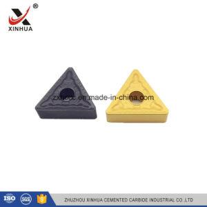 carboneto de tungsténio Indexable rodando insere Tnmg160408 Dicas de máquina de corte