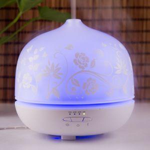 Óleo Essencial de flor de cerâmica perfumada difusor de aroma