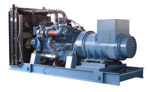1100kw/1375kVA de generación de motor Mtu con gobernador electrónico