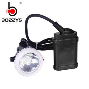 防水LEDヘッド軽い抗夫の安全ランプ(KL2LM)
