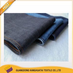 Высокое качество Kht 100%хлопок джинсы ткань 11oz Indigo джинсовой ткани из текстиля