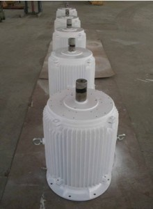 100rpm Vertical Wind Generator 또는 Permanent Magnet Generator를 가진 30kw
