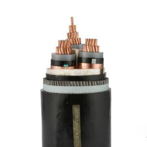 En PVC/aluminium cuivre avec isolation XLPE/conducteur blindé ou Unarmored Câble d'alimentation électrique. Différents types de câble électrique.