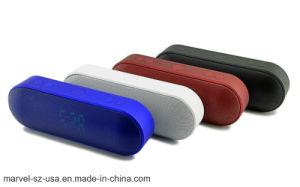 USB TFのカードの目覚し時計の健全なボックス携帯用スピーカーの無線Bluetoothのスピーカー