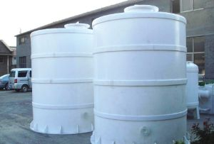 De grote Plastic Horizontale Tank van het Water pp
