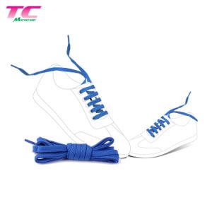 Haut plat personnalisé Quanlity/Shoeslaces ronde, de sublimation Anime lacets