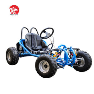 Adulto de alta qualidade 196cc barato Racing Go Kart para venda