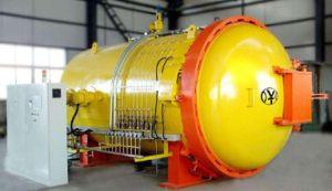 Alta eficiência com a indústria de autoclave composto de fibra de carbono