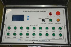 widerstrebende Bank der Eingabe-4MW für Generator-Prüfung