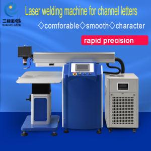 De Machine van het Lassen van de laser voor de Brieven van het Kanaal van Indentity van het Embleem