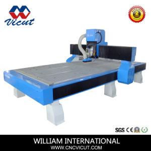 木製の働きのための単一ヘッドCNC機械