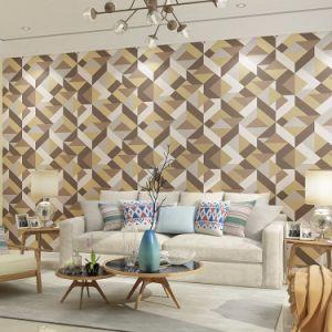 Prix Bon Marche Moderne 3d Papier Peint Damasse Decoration Maison