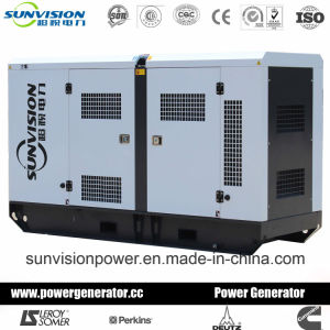 super leises Set des Generator-50kVA mit Perkins-Motor (1103-33TG1)