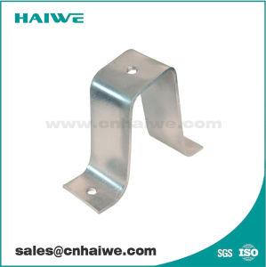 Aislante Post soportes de montaje lateral para el hardware de la línea de polos