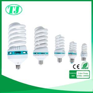 Espiral de luz CFL lâmpada economizadora de energia