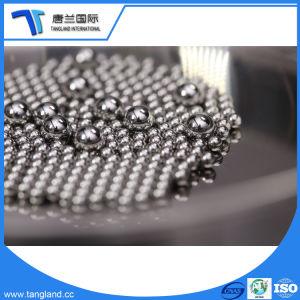 AISI1010/1015 Bola de acero al carbono con una buena calidad y mejor precio