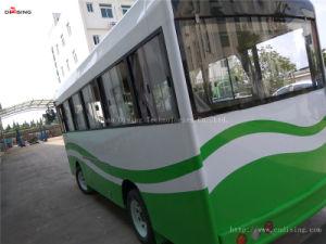 高性能エンジン騒音メーカーが付いている電気都市バス