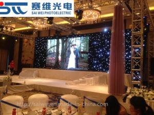 P4 pleine couleur LED intérieure affichage publicitaire Affichage vidéo