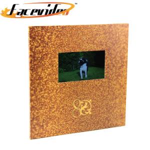 A impressão completa 7 polegadas LCD exibir vídeo Suporte de placa de vídeo de Papel para folheto Folheto Digital para marcas de Publicidade