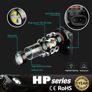 LED de alta potencia de la luz de niebla 9005 Hb3 bombillas para coche DRL o blanco Xenon Faros de niebla