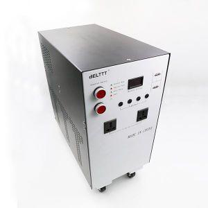 Haute qualité du système de génération d'énergie solaire de 12 V DC à 220 V AC