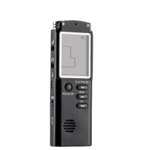 Lecteur MP3 Audio portable microphone Sound Recorder