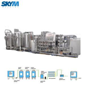 RO Système de filtre à eau de traitement des eaux système RO Usine de traitement de l'eau