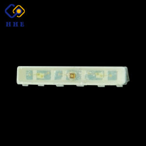Montado en la superficie de 020 diodos RGB LED de alto brillo 6 terminales 4508 vista lateral de la retroiluminación por LED SMD RGB