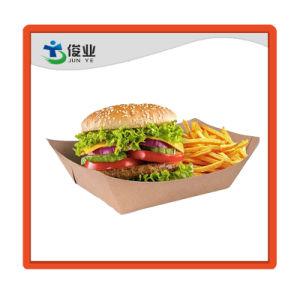 كلاسيكيّة [بروون] مستهلكة ورقيّة طعام حصاة صينيّة/[كرفت] [ببر بوإكس]