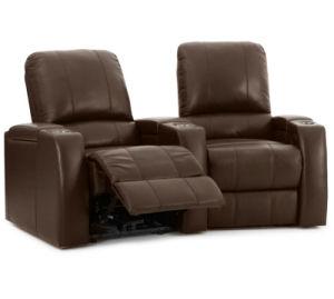 ブラウンカラー電気タイプ個人宅の劇場の映画館のリクライニングチェアのソファー(K10)