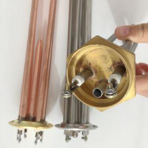 380V 12kw 8mmの直径の銅の給湯装置のための電気発熱体