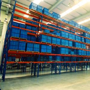 Palette sélective en acier robuste pour l'industrie de l'entrepôt de stockage en rack